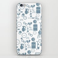 fault in our stars iPhone & iPod Skins featuring Fault in Our Stars by Natasha Ramon
