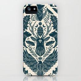 Spirit Animals // animal lovers // art nouveau  iPhone Case