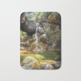 Lady Bath Falls - Mt Buffalo Bath Mat