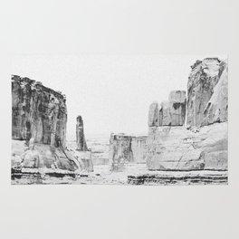 ARCHES NATIONAL PARK / Utah Rug