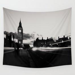 London noir ...  Wall Tapestry