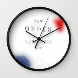 Substance Inspired Wall Clock