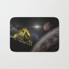 New Horizons space probe - Pluto flyby Bath Mat