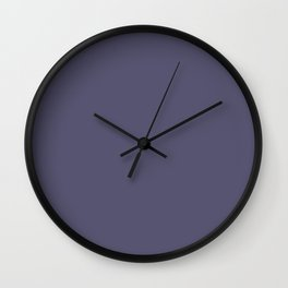 Smoky Colour Wall Clock