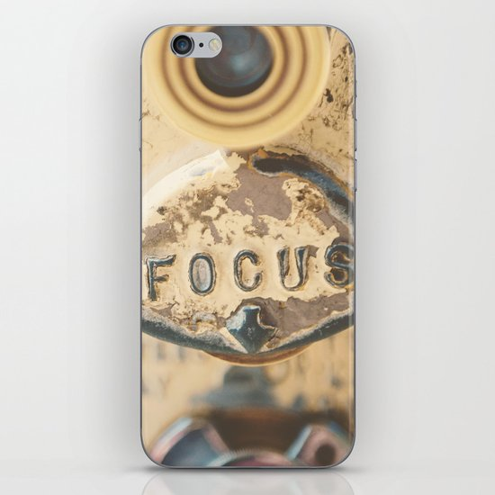 fo·cus ... iPhone & iPod Skin