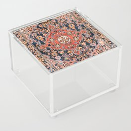 Djosan Poshti West Persian Rug Print Acrylic Box