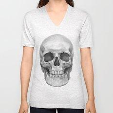 Skull G127 Unisex V-Neck