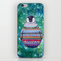 penguin iPhone & iPod Skins featuring penguin by beart24