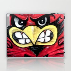 Fighting Cardinal Laptop & iPad Skin