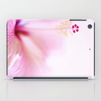 hibiscus iPad Cases featuring Hibiscus by Jacky Parker