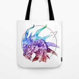 Spirt of the Dragon Tote Bag