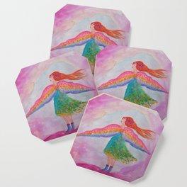 Rainbow Wings Coaster