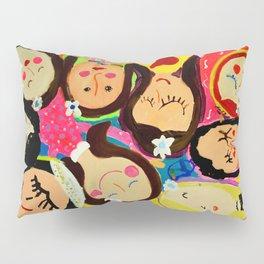 Painting Wednesday Art Class- Part 1 Pillow Sham