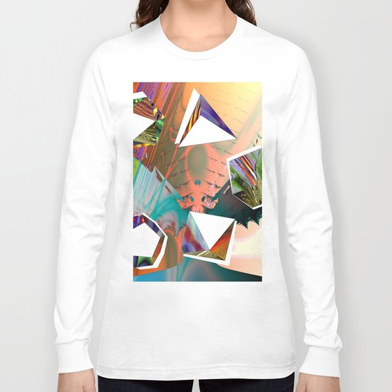 platonic Solids Long Sleeve T-shirt