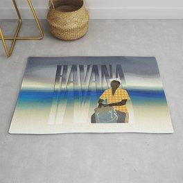Havana Conguero Rug