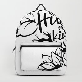 Stay Humble And Kind Guter Spruch 2020 Backpack