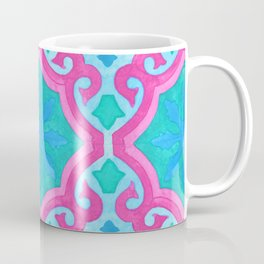 THE MOORS OF PALM SPRINGS, pattern by Frank-Joseph Coffee Mug