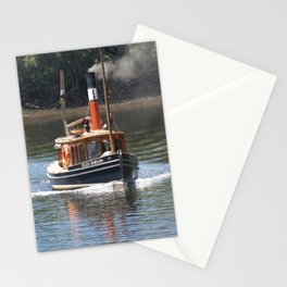 Steam Power 3 Stationery Cards