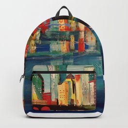 Expression Dallas Backpack