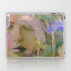 The nameless girl Laptop & iPad Skin