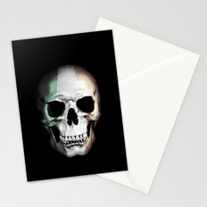 Irish Skull Stationery Cards