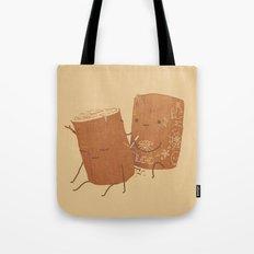 Loggy Modification Tote Bag