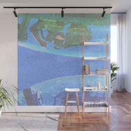Top Gun Screenplay Print Wall Mural