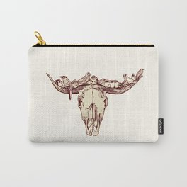 Buffalo Twitter Carry-All Pouch