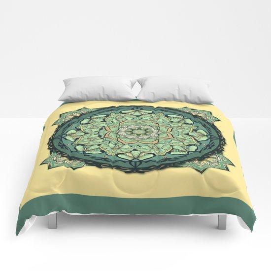 Morris Mandala Comforters