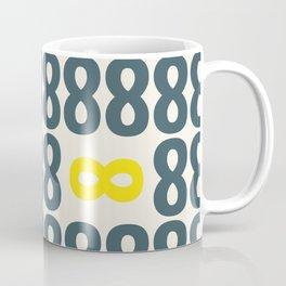 All finite - You infinite Coffee Mug