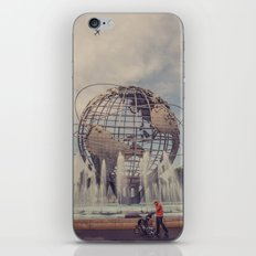 travellers... iPhone & iPod Skin