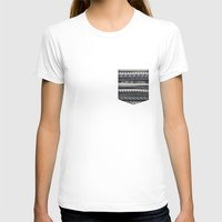 aztec T-shirts featuring aztec by spinL