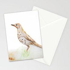 Study of a Bird Stationery Cards
