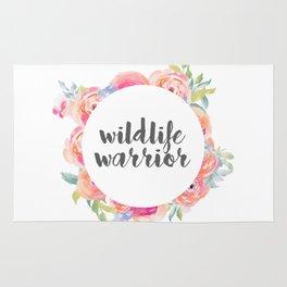 Wildlife Warrior Rug