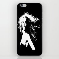 britney iPhone & iPod Skins featuring Pretty Britney by Dora Birgis