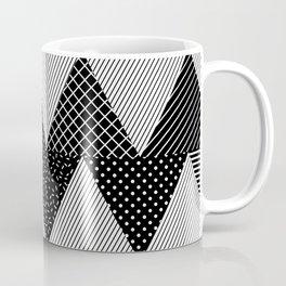 Neo Memphis Background 1 Coffee Mug