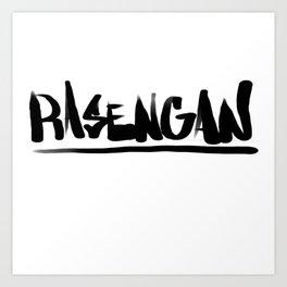 Rasengan Art Print