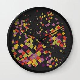 A company of friends Wall Clock
