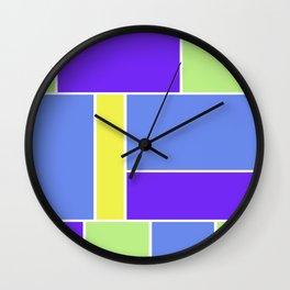 Abstract #461 Wall Clock