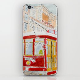 New Orléans Tramway iPhone Skin