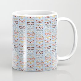 Glasses Coffee Mug