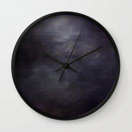 Deep Night Wall Clock