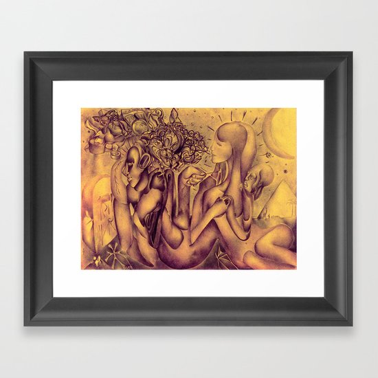 1-11-11 Framed Art Print