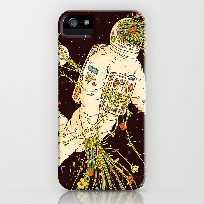 Still Living (Out of Body) iPhone Case
