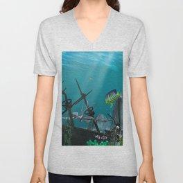 Shipwreck Unisex V-Neck