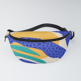 Secret Garden Fanny Pack