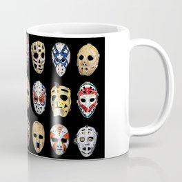 Mask Sequence Coffee Mug
