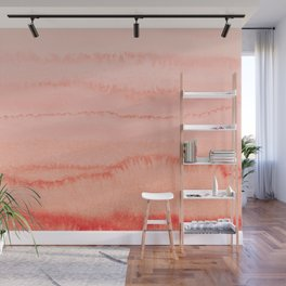 WITHIN THE TIDES - LIVING CORAL Wall Mural