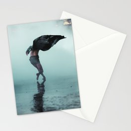Dance wind Stationery Cards