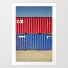 Container 3 Art Print